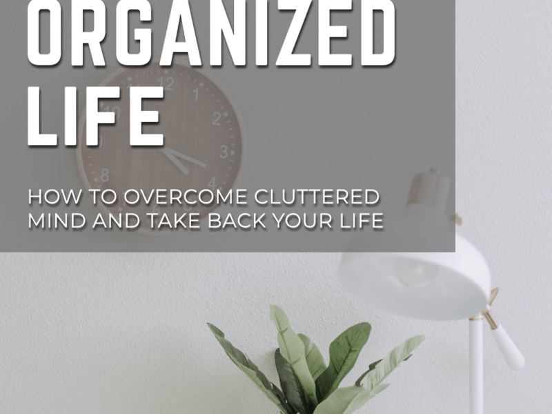 The Organized Life