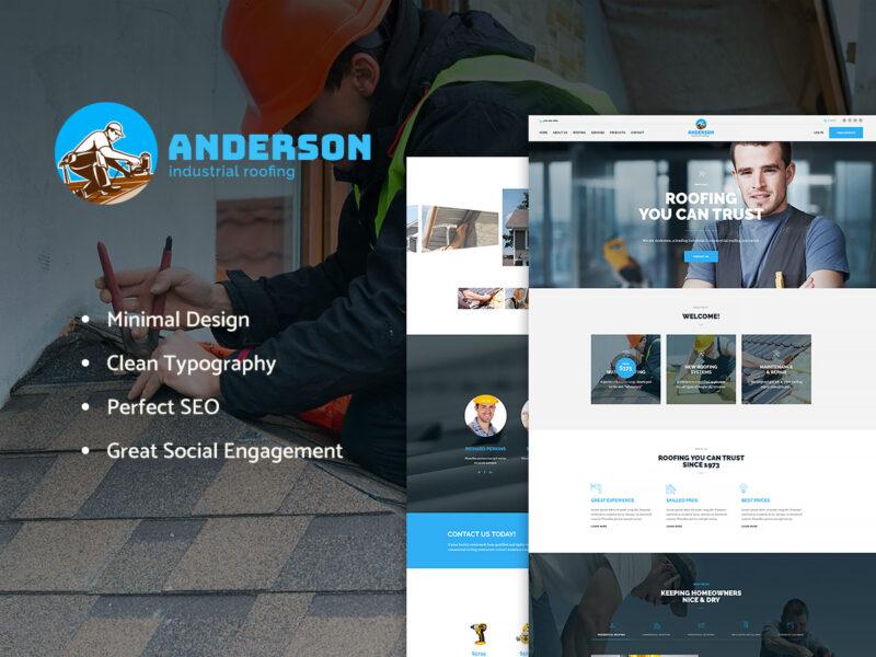 Dachdecker Website
