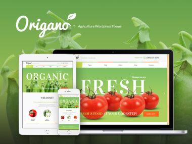 Agriculture Website