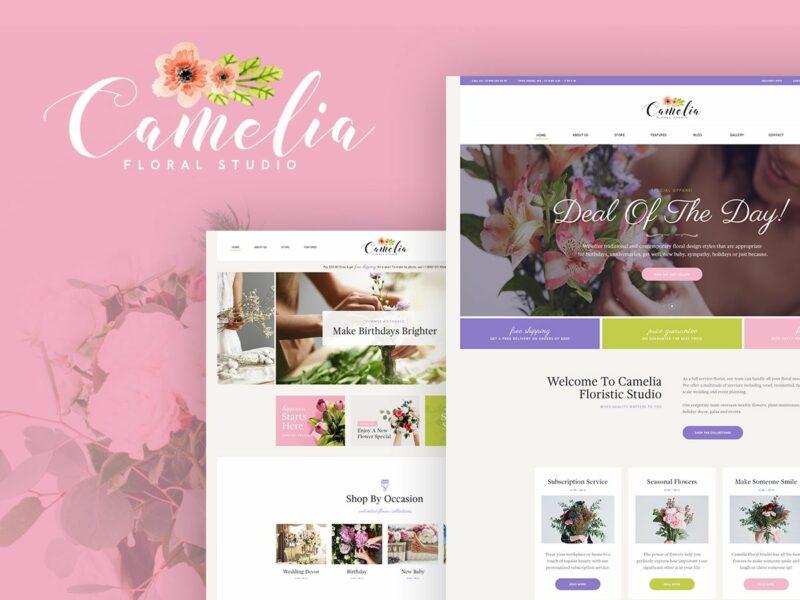 Floristik Website