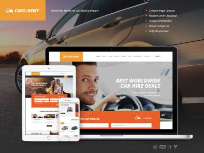Autoverleih Website