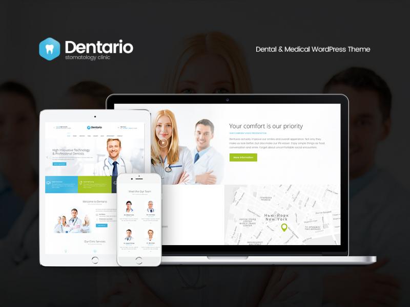 Zahnarzt Website