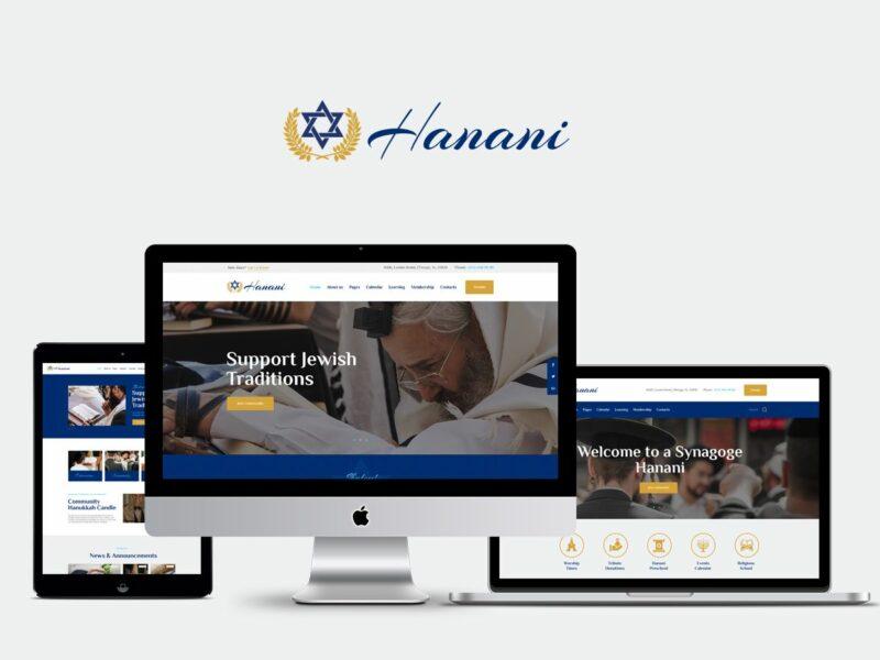 Jüdische Gemeinde Website