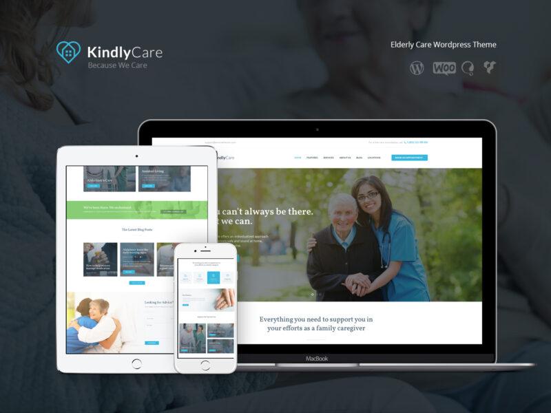 Pflegedienst Website