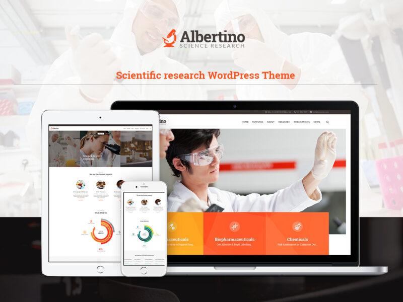 Labor & Wissenschaftler Website