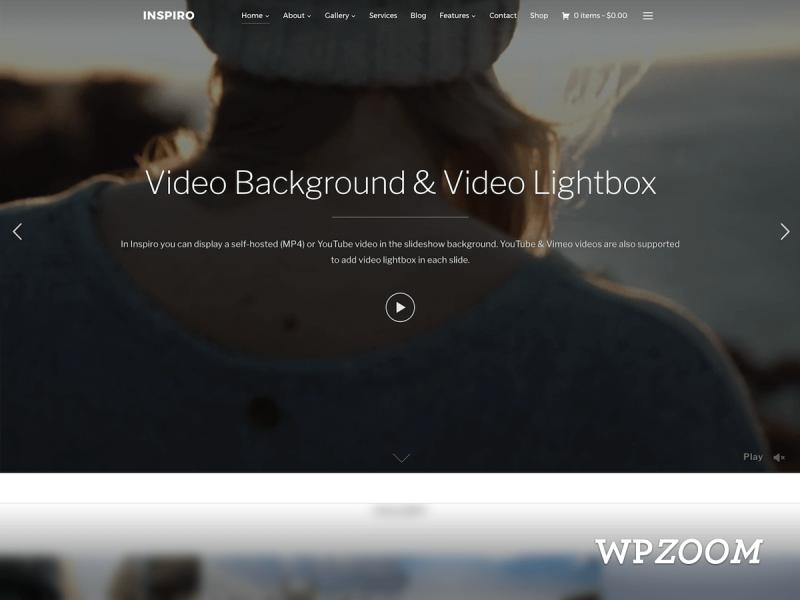 Videoproducer Website