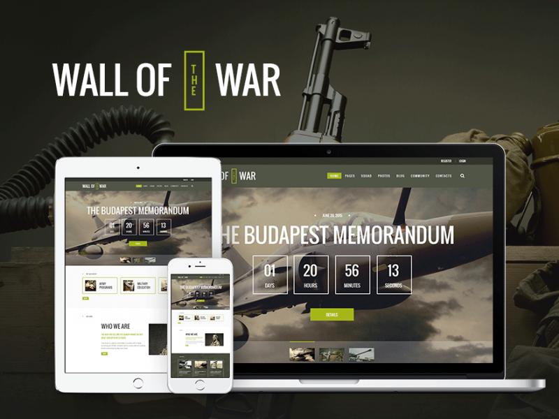 Military History Website