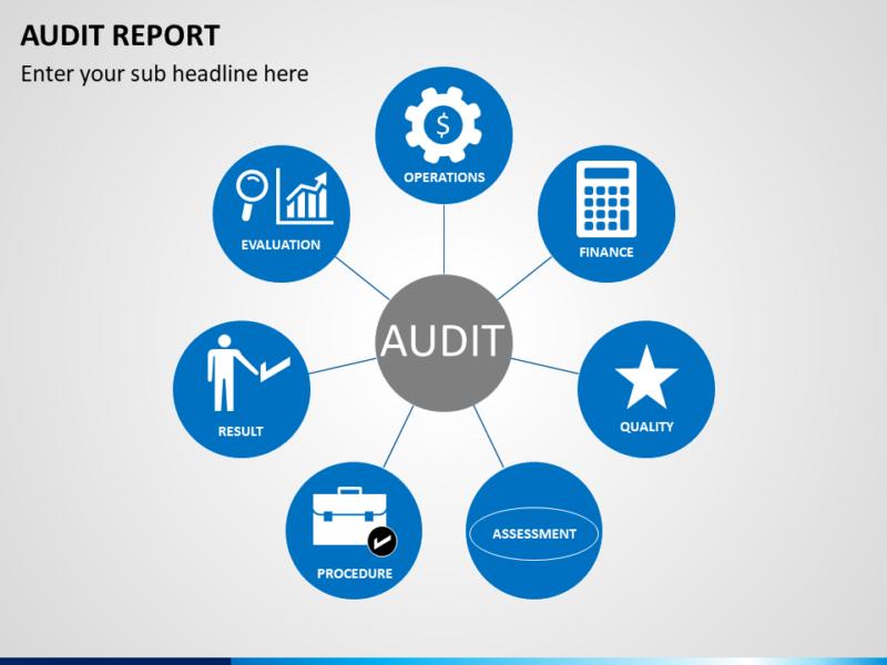 Audit Report - PowerPoint Präsentation