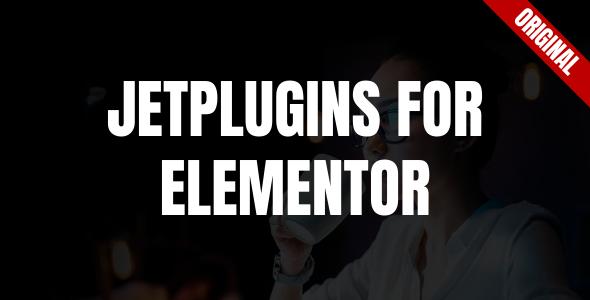 JetPlugins for Elementor